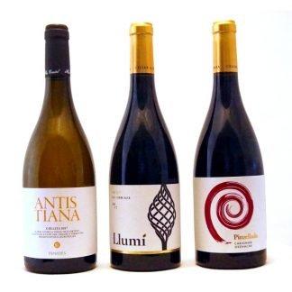 Wine Club Tasting Packs